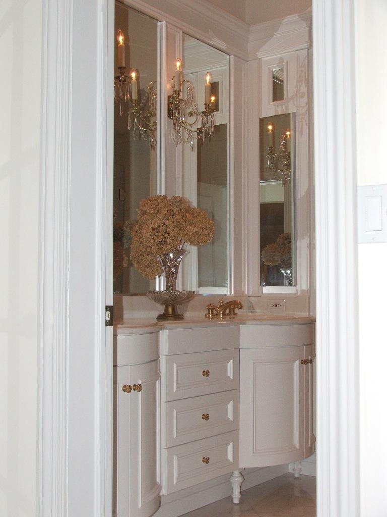 Built In Vanities custom-built vanities – brittman and son